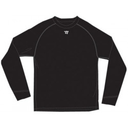 Warrior tech long sleeve hockey shirt - Senior
