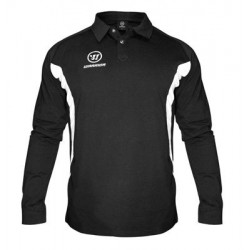 Warrior Polo shirt longsleeve - Senior