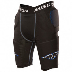 Mission Elite Girdle roller hockey pants - Senior