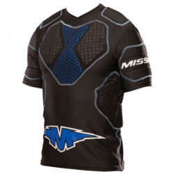 Mission Elite Relaxed inline hockey shoulder and chest pads - Senior