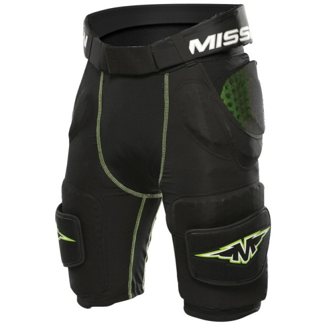 Mission Pro Girdle roller hockey pants - Senior