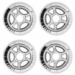 Powerslide Infinity wheels 100mm