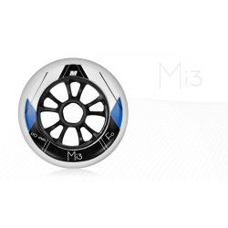 Powerslide Matter Mi3 80mm wheels for inline skates