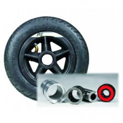 Powerslide CST air tire for nordic skates
