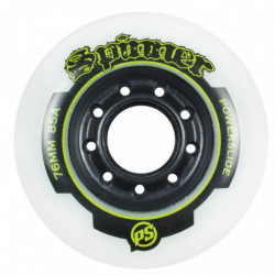 Powerslide Spinner wheels