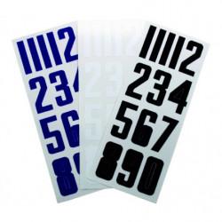 Nike Bauer Številke za Čelado
