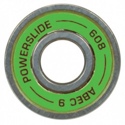 Powerslide ABEC 9 bearings
