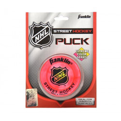 Franklin NHL Extreme Color puck for roller hockey