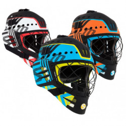 Salming Goalie Travis Elite Helmet floorball goalie helmet - Senior
