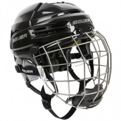 Bauer RE-AKT 100 Combo hockey helmet - Senior