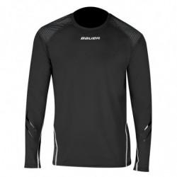 Bauer NG Premium Grip Crew long sleeve hockey shirt - Senior