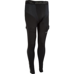 Bauer Premium Compression Jock Pant - Youth