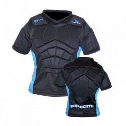 Syndicate IQ44 inline hockey shoulder and chest pads - Senior