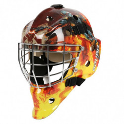 "Bauer NME 3 Star Wars ""Boba Fett"" hockey goalie mask - Youth"