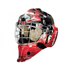"Bauer NME 3 Star Wars ""Darth Vader"" hockey goalie mask - Youth"
