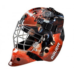 "Bauer NME 3 Star Wars ""Darth Vader"" hockey goalie mask - Junior"