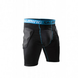Salming ProTech protective floorball goalie shorts - Senior