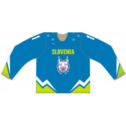 Slovenian Hockey Team Fan jersey - Premium