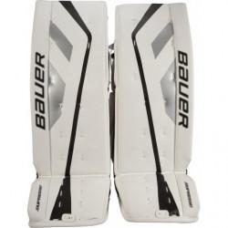 Bauer Supreme One.5 hockey goalie leg pads - Senior