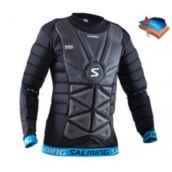 Salming floorball goalie protective longsleeve jersey - Senior