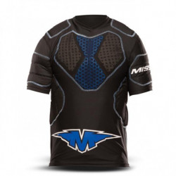 Mission Elite inline hockey shoulder and chest pads - Junior