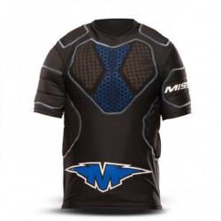 Mission Elite inline hockey shoulder and chest pads - Junior