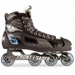 Mission Inhaler DSG1 inline hockey skates - Senior