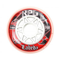 Labeda RPG wheels for hockey inline skates