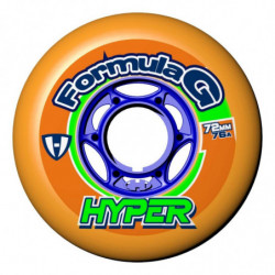 Hyper Formula G ERA wheels for hockey inline skates