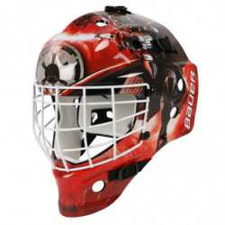"Bauer NME Street Star Wars ""Darth Vader"" hockey goalie mask - Youth"