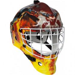 "Bauer NME Street Star Wars ""Boba Fett"" hockey goalie mask - Youth"