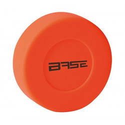 Base puck for street hockey