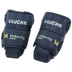 Vaughn 1000i Velocity 6 hockey goalie knee protector - Junior