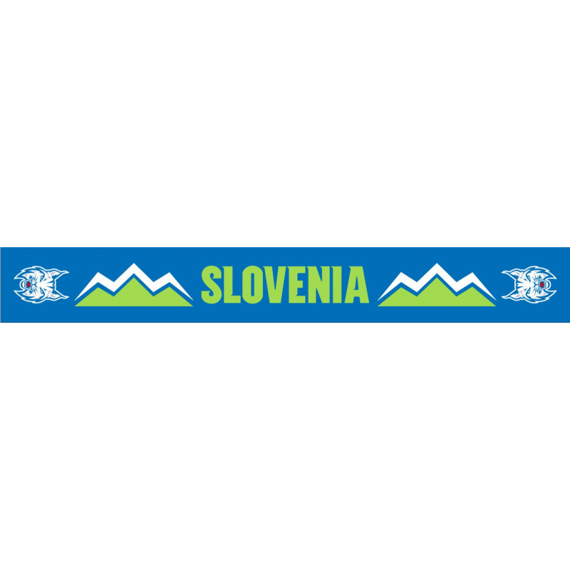 Fan scarf Slovenian national team