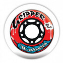 LABEDA Gripper Soft  wheels for hockey inline skates