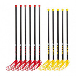 X3M Campus 50 Fibre floorball stick set