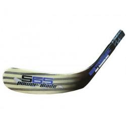 Base Scream S65 ABS wood hockey blade - Junior
