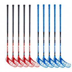 X3M Campus 34 floorball stick set