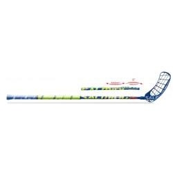 Salming Quest 2 X-Shaft™ KZ™ TC™ 3° floorball stick - Senior