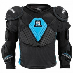 Bauer Prodigy hockey shoulder and chest pads - Youth
