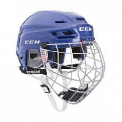 CCM Resistance 300 combo hockey helmet with cage - Senior