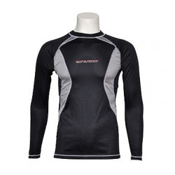 Sherwood 3M loose fit long sleeve hockey shirt - Senior