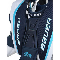 Bauer Reactor 9000 hockey goalie chest & arm protector - Senior