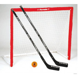 Franklin NHL Goal + Sticks