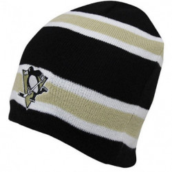 Old Time Hockey NHL Blur Reversible Beanie - Senior