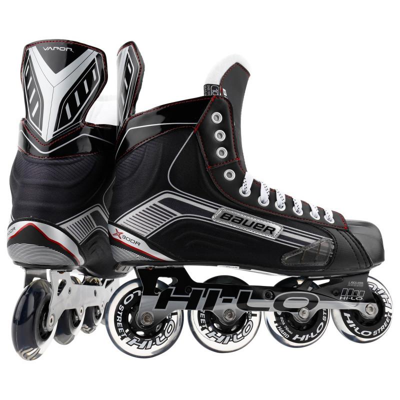 Bauer Vapor X300R inline hockey skates - Senior