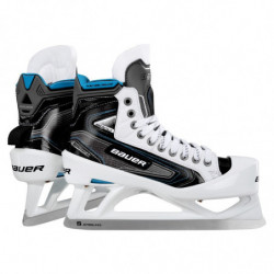 Bauer Reactor 9000 goalie hockey skates - Senior
