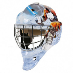 "Bauer NME 3 Star Wars ""Luke"" hockey goalie mask - Senior"