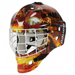 "Bauer NME Street Star Wars ""Troopers"" hockey goalie mask - Youth"