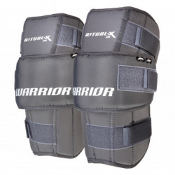 Warrior Ritual X hockey goalie knee protector - Senior